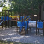 Lappset outdoor children's playground equipment