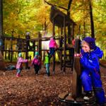 Lappset multiplay children's playground