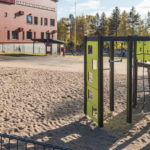 Lappset outdoor playground equipment