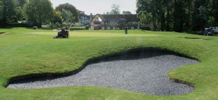 bunkerbase golf course