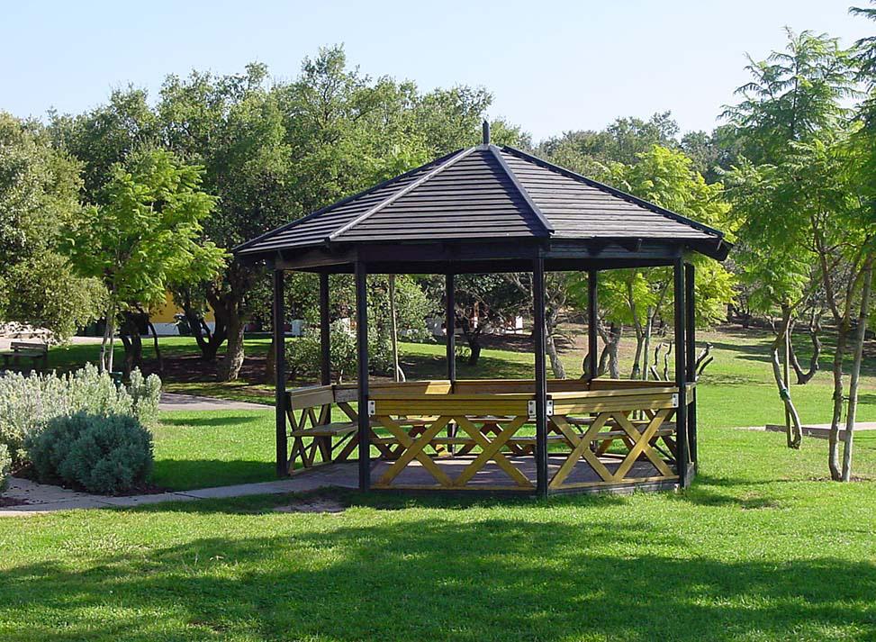 pavilion shelter playground