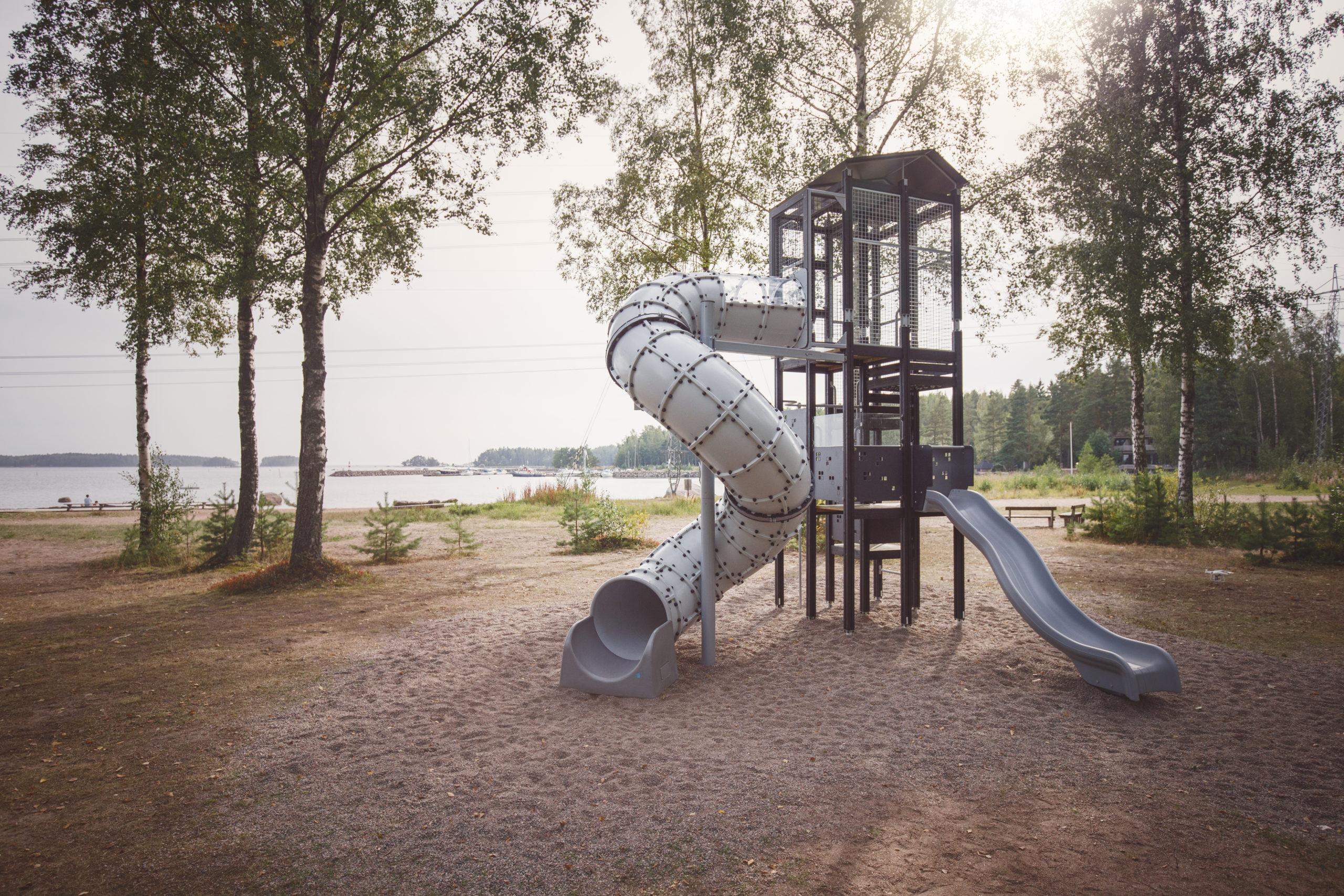 playground multiplay activity tower